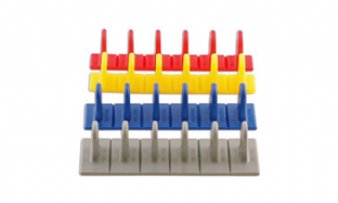 Power-Tec 92356 Rainbow Pack of Multi Pads